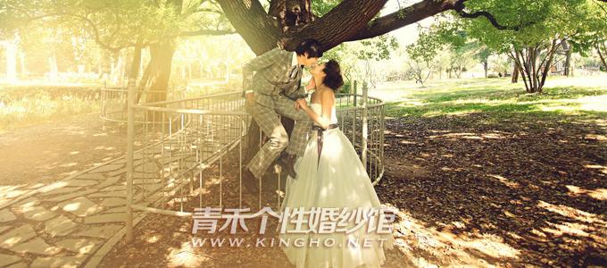 青禾个性婚纱摄影
