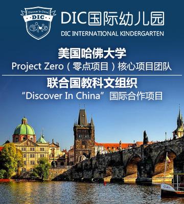 DIC国际幼儿园加盟