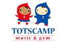 TOTSCAMP美式嬰幼兒育樂加盟