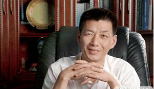专访:好运地板董事长丁奇龙