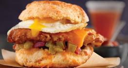 迈巴克炸鸡汉堡快餐 生活更美好