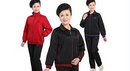 户外休闲运动服装 日渐走俏服装市场