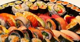 卷来卷去韩国料理加盟 带来无限商机