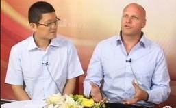 北京美语美教育总经理与灵通集团COO专访