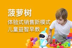 菠萝树益智玩具体验馆
